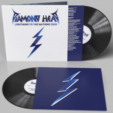 2LP / Diamond Head / Lightning To The Nations 2020 / Vinyl / 2LP