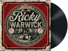 LP / Warwick Ricky / When Life Was Hard & Fast / Vinyl