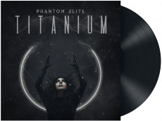 LP / Phantom Elite / Titanium / Vinyl