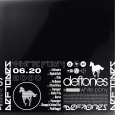 4LP / Deftones / White Pony / 20th Anniversary Edition / Vinyl / 4LP