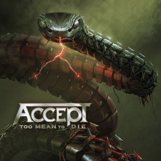 CD / Accept / Too Mean To Die