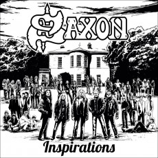 CD / Saxon / Inspirations / Digipack