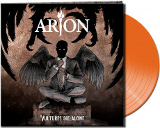 LP / Arion / Vultures Die Alone / Vinyl / Coloured / Orange