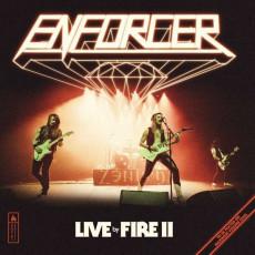 2LP / Enforcer / Live By Fire II / Vinyl / 2LP