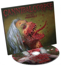 CD / Cannibal Corpse / Violence Unimagined / Digipack