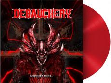 LP / Debauchery / Monster Metal / Red / Vinyl