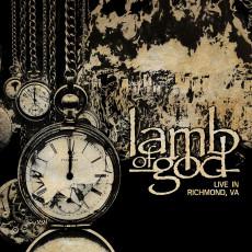 CD/DVD / Lamb Of God / Live In Richmond / CD+DVD / Digipack