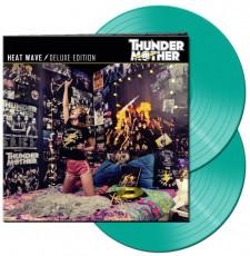 2LP / Thundermother / Heat Wave / Vinyl / 2LP / Coloured / Mint