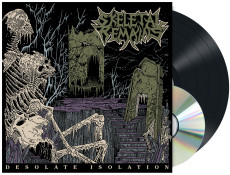 LP/CD / Skeletal Remains / Desolate Isolation / Vinyl / LP+CD