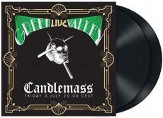 2LP / Candlemass / Green Valley Live / Vinyl / 2LP