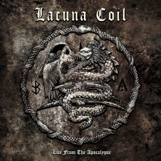 CD/DVD / Lacuna Coil / Live From The Apocalypse / CD+DVD