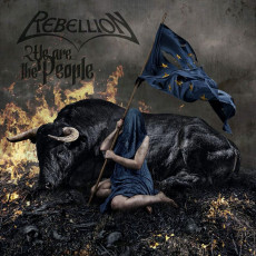 CD / Rebellion / We Are The People / Digipack