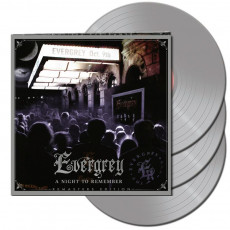 3LP / Evergrey / A Night To Remember / vinyl / 3LP / Coloured / Silver