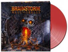 LP / Brainstorm / Wall Of Skulls / Transpared Red / Vinyl
