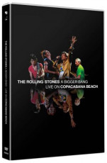 DVD / Rolling Stones / A Bigger Bang - Live On Copa... / Remaster