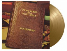 LP / Hensley Ken / Proud Words On a Dusty Shelf / Vinyl / Coloured