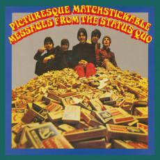 LP / Status Quo / Picturesque Matchstickable / Vinyl