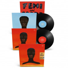 2LP / Kuti Femi & Made Kuti / Legacy + / Vinyl / 2LP / Limited