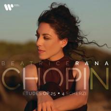 CD / Rana Beatrice / Chopin Etudes Op.25-4 Scherzi / Deluxe
