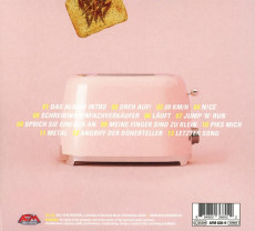 CD / We Butter The Bread With Butter / Das Album / Digipack