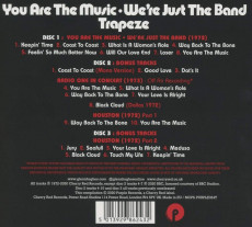 3CD / Trapeze / You Are the Music... We're Just the Band / Deluxe / 3CD