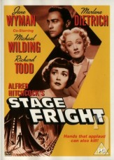 Blu-Ray / Blu-ray film /  Hrůza na jevišti / Stage fright / Blu-Ray