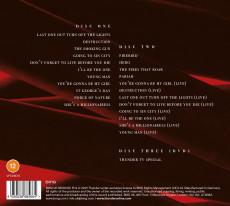 2CD/DVD / Thunder / All The Right Noises / Deluxe / 2CD+DVD