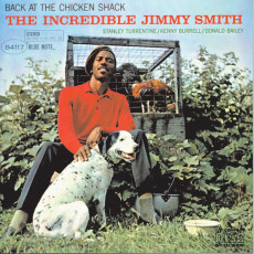 LP / Smith Jimmy / Back At The Chicken Shack