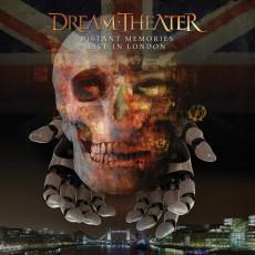 CD/DVD / Dream Theater / Distant Memories / Live In London / 3CD+2DVD