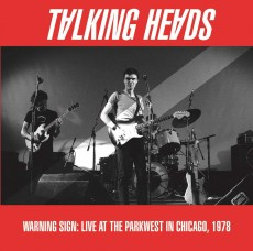 LP / Talking Heads / Warning Sign:Live At The Parkwest 1978 / Vinyl