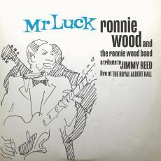 2LP / Wood Ronnie Band / Mr Luck / Tribute To Jimmy.. / LTD / Vinyl / 2LP