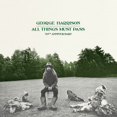 8LP / Harrison George / All Things Must Pass / Super Deluxe / Vinyl / 8LP