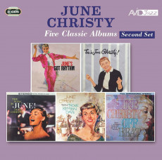 2CD / Christy June / Five Classic Albums / 2CD