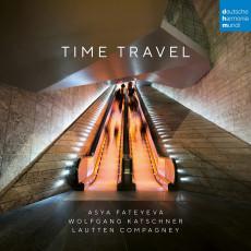 CD / Lautten Compagney & Asya / Time Travel-Songs Lennon,McCartney