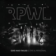 CD / RPWL / God Has Failed - Live & Personal / Digipack