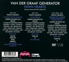 2CD/DVD / Van Der Graaf Generator / Pawn Hearts / 2CD+DVD