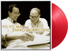 2LP / Yo-Yo Ma / Plays Ennio Morricone / Vinyl / 2LP / Coloured