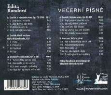 CD / Randová Edita / Večerní písně