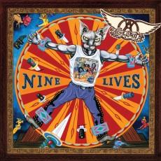 2LP / Aerosmith / Nine Lives / Vinyl / 2LP