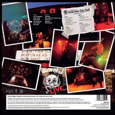 3LP / Motörhead / No Sleep'Til Hammersmith / Vinyl / 3LP