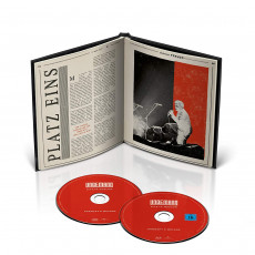 CD/BRD / Lindemann / Live In Moscow / DeLuxe Digibook / Blu-Ray+CD