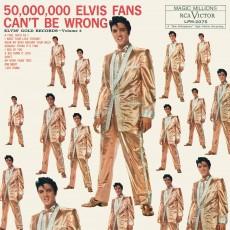 LP / Presley Elvis / 50.000.000 Elvis Fans Can't Be Wrong.. / Vinyl