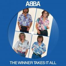 LP / Abba / Winner Takes It All / 40th Anniversary / Single / Vinyl / Pict