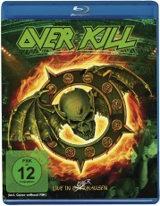 Blu-Ray / Overkill / Live In Overhausen / Blu-Ray