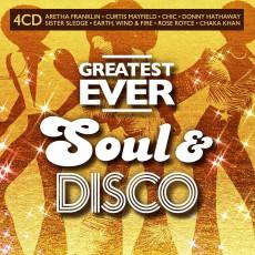 4CD / Various / Greatest Ever Soul & Disco / 4CD