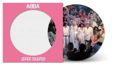 LP / Abba / Super Trouper / 40th Anniversary / Single / Vinyl / Picture