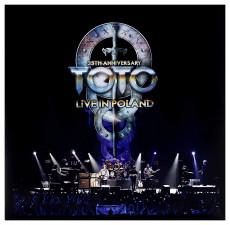 3LP / Toto / 35th Anniversary Tour / Live In Poland / Vinyl / 3LP