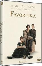 DVD / FILM / Favoritka