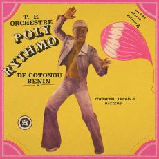 LP / T.P Orchestre Poly Rythmo / Vol. 4 ' Yehouessi Leo.. / Vinyl