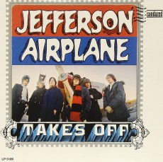 LP / Jefferson Airplane / Takes Off / Vinyl